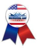 Memorial Day ribbon Royalty Free Stock Photos