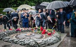 Memorial Day in Ukraine Royalty Free Stock Photo