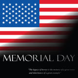 Memorial Day Royalty Free Stock Images