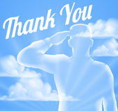 Memorial Day or Veterans Day Thank You Design