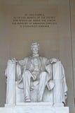 Memorial de Abraham Lincoln Imagem de Stock Royalty Free