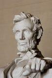Memorial de Abraham Lincoln, Washington DC Fotos de Stock Royalty Free