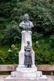 Memorial de Adam Mickiewicz imagens de stock
