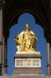 Memorial de Albert Imagens de Stock