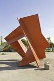 Memorial de América Latin - escultura Fotografia de Stock Royalty Free