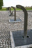Memorial de Auschwitz Imagem de Stock