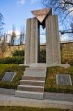Memorial de Dachau imagem de stock royalty free