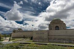 Memorial de guerra australiano Fotos de Stock