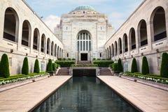 Memorial de guerra australiano em Canberra Imagens de Stock Royalty Free