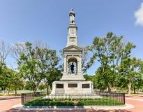 Memorial de guerra civil de Cambridge foto de stock