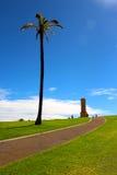 Memorial de guerra de Fremantle em um dia azul do pássaro Fotografia de Stock