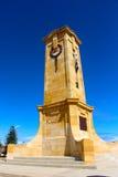 Memorial de guerra de Fremantle em um dia azul do pássaro Foto de Stock