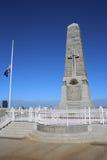 Memorial de guerra do estado perth Imagem de Stock Royalty Free