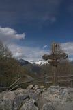 Memorial de guerras mundiais Imagem de Stock