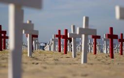 Memorial de Iraque Foto de Stock Royalty Free