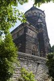 Memorial de James A. Garfield. Cleveland, Ohio. fotos de stock