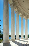Memorial de Jefferson Foto de Stock