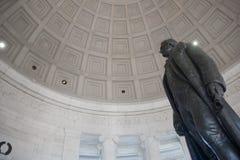 Memorial de Jefferson Imagens de Stock Royalty Free