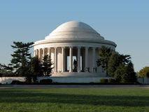 Memorial de Jefferson - C.C. fotografia de stock