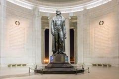 Memorial de Jefferson no Washington DC Foto de Stock Royalty Free