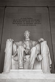 Memorial de Lincoln fotos de stock royalty free
