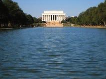Memorial de Lincoln Foto de Stock