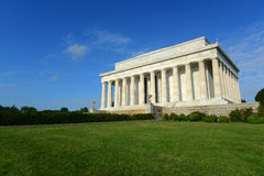 Memorial de Lincoln no Washington DC, EUA Foto de Stock