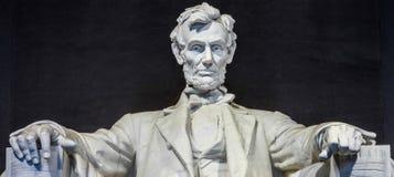 Memorial de Lincoln, Washington, C Fotografia de Stock