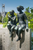 Memorial de Miekichi Suzuki Foto de Stock Royalty Free