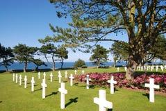 Memorial de Normandy WW2, França Imagem de Stock