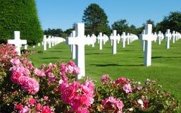 Memorial de Normandy WW2, França Foto de Stock