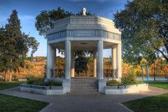 Memorial de Saskatoon Vimy Imagem de Stock