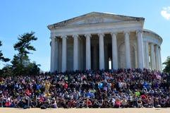 Memorial de Thomas Jefferson foto de stock