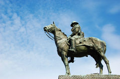 Memorial de Ulysses S. Grant Imagens de Stock Royalty Free