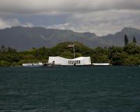 Memorial de USS o Arizona Imagens de Stock