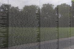 Memorial de Vietname Foto de Stock