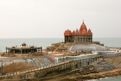 Memorial de Vivekananda Fotografia de Stock Royalty Free