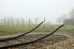 Memorial de Westerbork Imagem de Stock Royalty Free