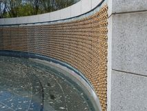 Memorial de WW II Imagens de Stock Royalty Free