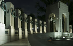 Memorial de WWII Imagem de Stock