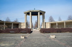 Lidice memorial, Czech republic Royalty Free Stock Photo