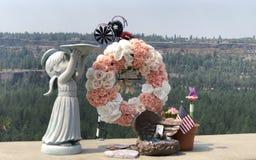 Memorial Display royalty free stock photos