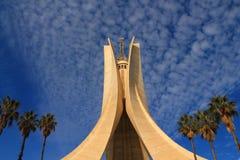Memorial do ` dos mártir de Argel Imagens de Stock Royalty Free