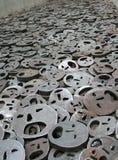 Memorial do holocausto Fotos de Stock