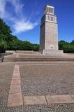 Memorial do holocausto de Buchenwald Fotografia de Stock Royalty Free