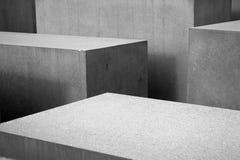 MEMORIAL do HOLOCAUSTO em Berlim, Alemanha Fotografia de Stock