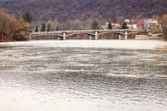Memorial do nacional da inundação de Johnstown foto de stock royalty free