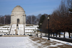 Memorial do nacional de McKinley Imagem de Stock Royalty Free