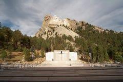 Memorial do nacional do rushmore da montagem fotografia de stock royalty free