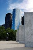 Memorial do parque WW2 da bateria Fotografia de Stock Royalty Free